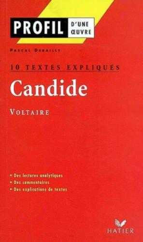 Candide de Voltaire : 10 textes expliqués-