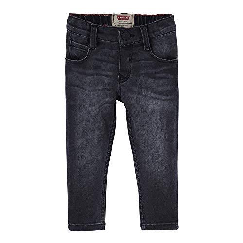 Levi's kids nn22044 02 trousers, jeans bimbo, nero (black), 12-18 mesi (taglia produttore: 18m)
