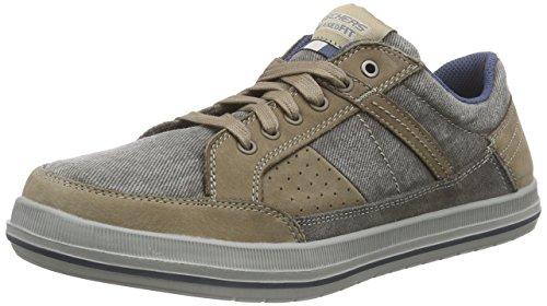 Skechers DefinePrevo, Sneakers Basses homme Gris - Grau (GRY)