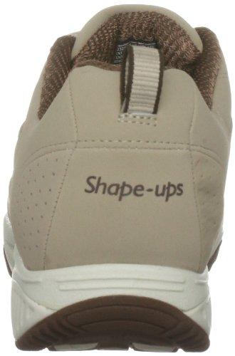 Shape-Ups Shape-Ups Xf-Energy Blast, Chaussures tonifiantes femme Beige (Stbr)