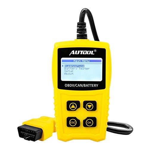 Auto Codeleser CS330 Scan für OBDII / EOBD / CAN Automotive Scanner Auto OBD2 Diagnose Tool Unterstützung Analysieren Autobatterie Spannung Genau