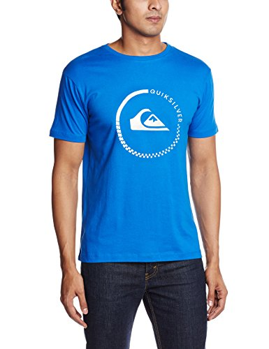 quiksilver-mens-clasactivecheck-m-tees-bqs0-short-sleeve-t-shirt-blue-turkish-sea-small
