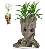 Udream Baby Groot Vaso di Fiori - Marvel Action Figure dei Guardiani della Galassia per Piante e Penne - Perfetto per Regalo