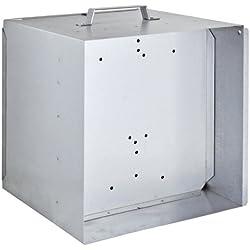 1x boîtier en métal portatif VOSS.farming pour électrificateurs et batteries 12 Volt