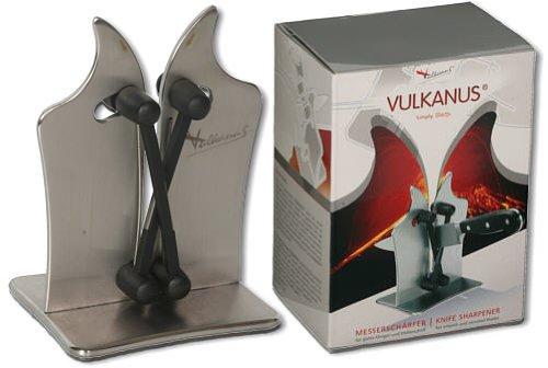 Vulkanus–Afilador de cuchillos acero inoxidable