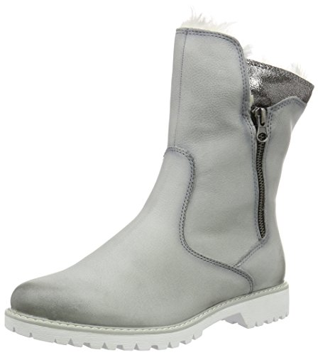 Tamaris 26325, Stivaletti Donna Grigio (Light Grey 204)