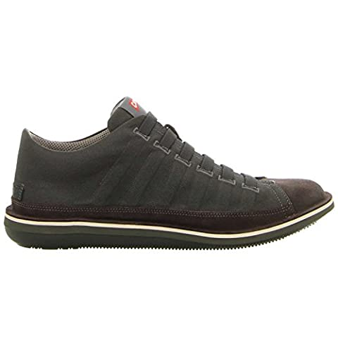 Camper Beetle, Men Hi-Top Sneakers, Grey (Dark Gray 001), 9