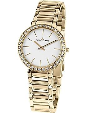 Jacques Lemans Damen-Armbanduhr 1-1843.1E