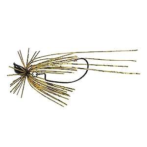 Timuko (TIEMCO) PDL bait finesse jig 2.7g-02 Black / Red F. (japan import)