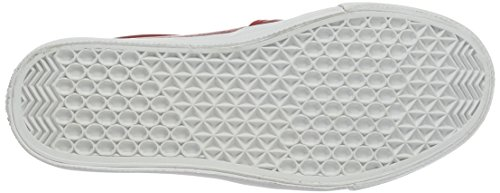 Love Moschino, Chaussures Slip On Femme Rouge (red 500)