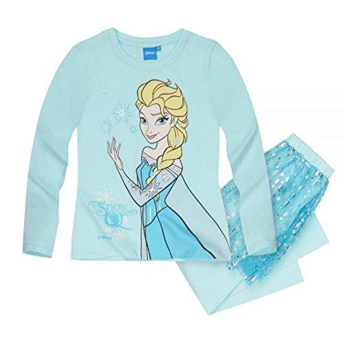 Disney Frozen - Il regno di ghiaccio Ragazze Pigiama - blu - 140