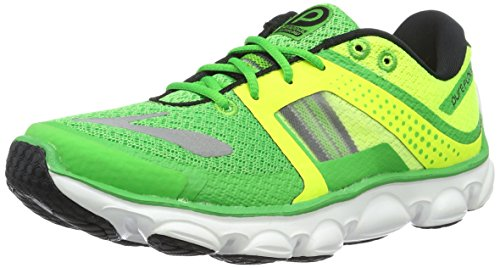 Brooks Jungen Pure Flow 4 Outdoor Fitnessschuhe, Multicolore (Classicgreen/Nightlife/Black), 34 EU