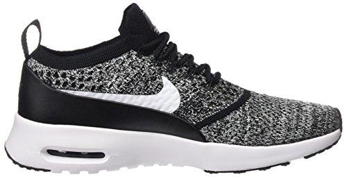 Nike Damen W Air Max Thea Ultra FK Laufschuhe Schwarz (Black/White)