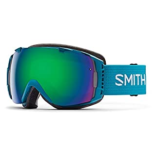 Smith I/O Adult Snow Goggles, Unisex, Skibrille I/O, pacific, M
