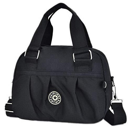 FastDirect Women Casual Messenger Bags Zipper Shoulder Bag Travel Large Capacity Handbag Handbags & Shoulder Bags