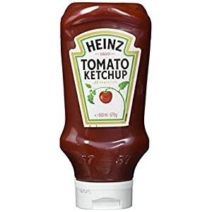Heinz Tomato Ketchup USD, 10er Pack (10 x 500 ml)