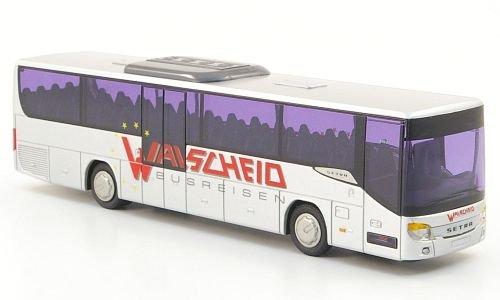 Setra S 415 UL/GF, Walscheid Busreisen, Modellauto, Fertigmodell, AWM 1:87