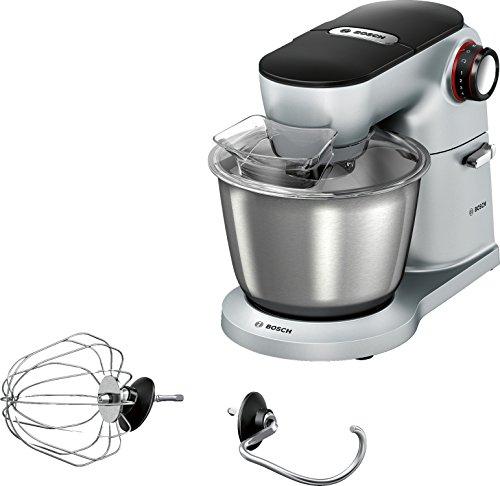 Bosch MUM9A32S00 Macchina da Cucina, 1200 W, Argento
