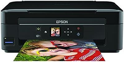 Epson Expression Home XP-332 - Impresora inyección de tinta multifunción, color negro
