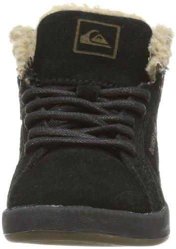Mid Boots Quiksilver Schwarz 5 black Chukka Gum Jungen bbms Ktbsl022 Little Area Black q4O84w6t