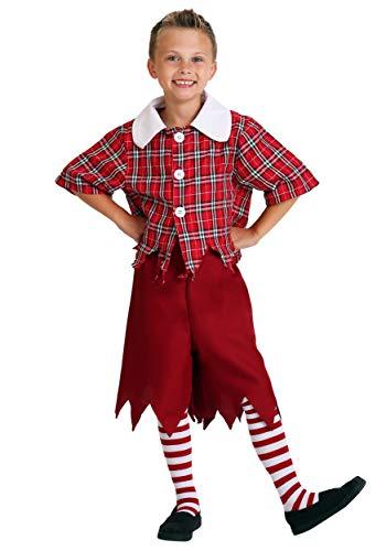 Munchkins Kostüm - Child Red Munchkin Fancy dress costume X-Small (4)
