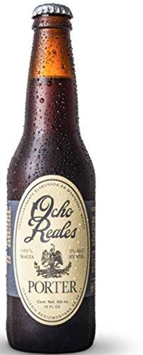 Cerveza Ocho Reales Porter Gluten Free