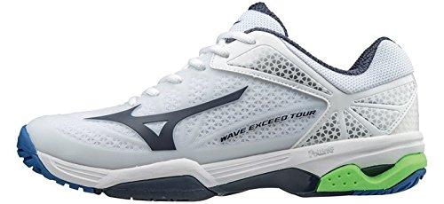 MIZUNO scarpa tennis WAVE EXCEED TOUR 2 AC 61GA16701 N.45UK 10,5
