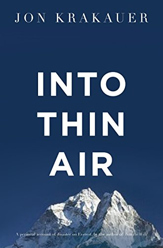 Into Thin Air por Jon Krakauer