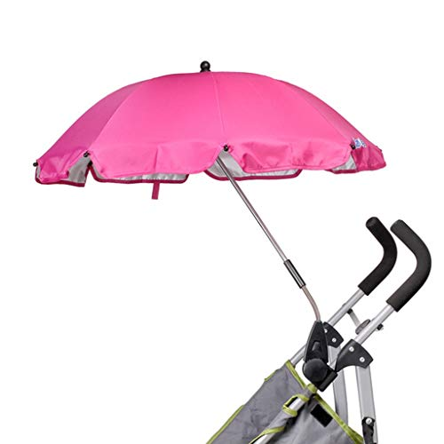 e02cd2b9bc8d WZJ-UMBRELLA Baby Carriage Umbrella Baby Stroller Umbrella Umbrella Baby  Child Umbrella Umbrella Sun Child Stroller Sunscreen Clip Umbrella (Color :  ...