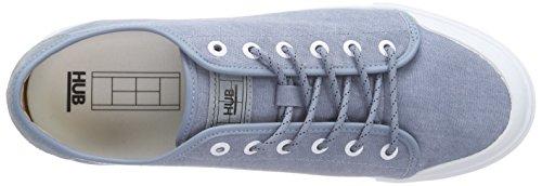 Tienda De Venta En Línea Barata Mejor Lugar Para Comprar Hub HubTimmer C06 - Sneaker Uomo Blu (Blau (arona blue/wht 143)) Amazon Libera El Envío Sneakernews Precio Barato Comprar Barato Caliente De La Venta YvtZTdS
