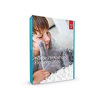 Adobe Photoshop Elements 2020 Upgrade|Upgrade|1|One time|PC|Disc