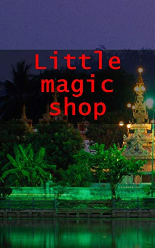 Little magic shop (Welsh Edition)