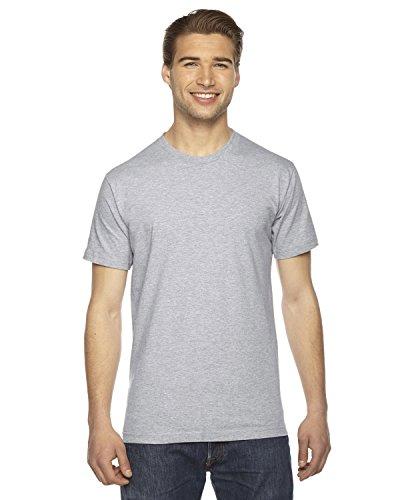 american-apparel-t-shirt-abbigliamento-uomo-grigio-xx-large