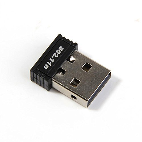 Price comparison product image USB Wi-Fi Dongle for Wireless Internet for Windows PC MacBook by Trimming Shop