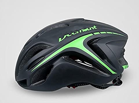 Molding For men and women Riding equipment Bicycle Road mountain Car Pneumatic helmet Safety helmet , black