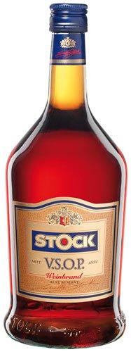 Stock V.S.O.P. Weinbrand Alte Reserve, 36% Vol.Alk. - 1L - 2x