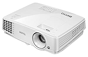 BenQ 9H.JFC77.13E MX528 DLP-Projektor (XGA, Kontrast: 13000:1, 1024x768 Pixel, HDMI, 3300 ANSI Lumen)