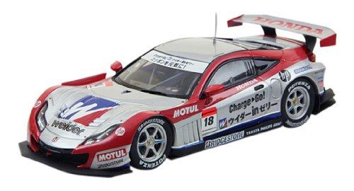 Preisvergleich Produktbild EBBRO - SUPER GT 500 2012 No.18 WEIDER HSV-010 (Diecast model)