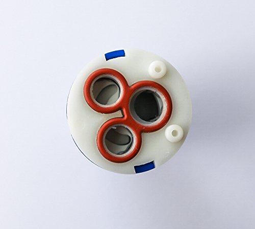 Blanco Kartusche Ø 35 mm HD KE Original Blanco 121894 keramische Dichtscheiben