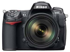 Nikon D300S SLR-Digitalkamera (12 Megapixel, Live View) Kit inkl. 18-200mm 1:3,5-5,6G VR II Objektiv (bildstab.)
