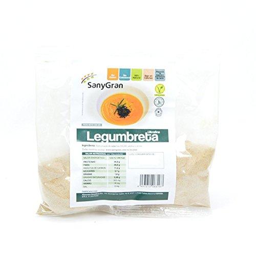 LaCasadeTé - Carne vegana - Legumbreta ultrafina - Envase 250 g