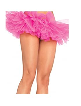 Leading-Star–adultos Dance tutú Petticoat capa Organza encaje Mini falda