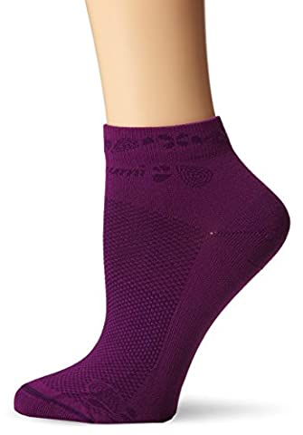 Pearl Izumi - Ride Women's Silk Lite Socks, Dark Purple,