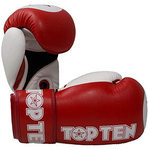 TOP Ten Boxhandschuhe, Star XLP, rot