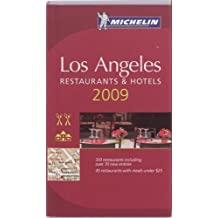Los Angeles 2009 Annual Guide 2009 (Michelin Red Guides) by Michelin (Creator) › Visit Amazon's Michelin Page search results for this author Michelin (Creator) (9-Jan-2009) Paperback