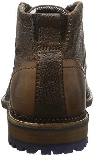bugatti Herren 311205323200 Desert Boots Braun (d.Braun 6100)