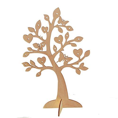 Deko-Baum aus Holz,