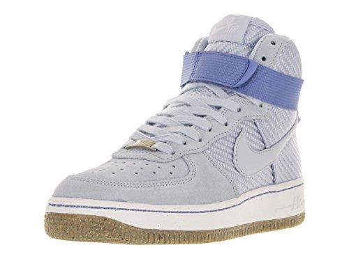 Nike Damen Wmns Wmns Wmns Air Force 1 Hi Prm Turnschuhe Azul (Porpoise / Porpoise)  [B01GX2VC8W] 025ccd