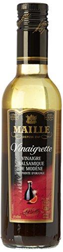 Maille Vinaigrette Balsamique et Orange 360 ml - Lot de 3