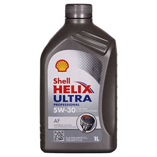 Shell Helix Ultra Professional AF 5W30 - 100% synthetic oil, 1 l